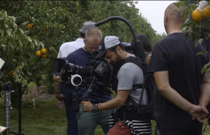 Cappy Garden - Behind The Scenes