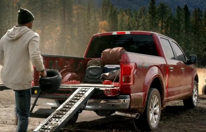 Ford F-150 Forward March