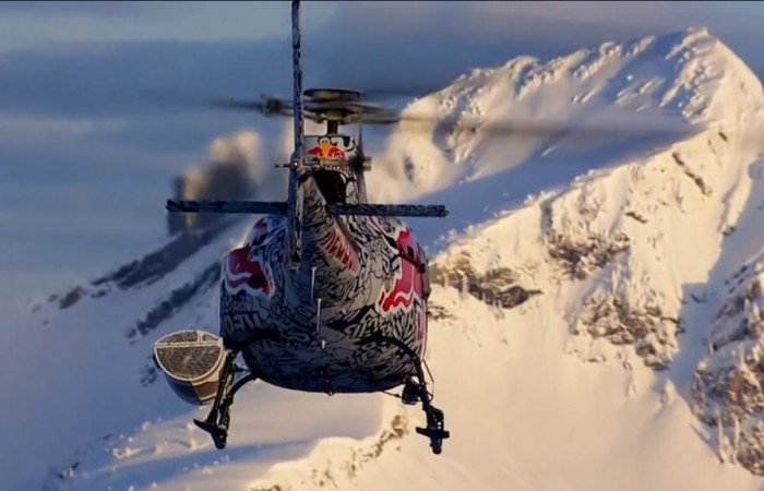 Red Bull Art of Flight